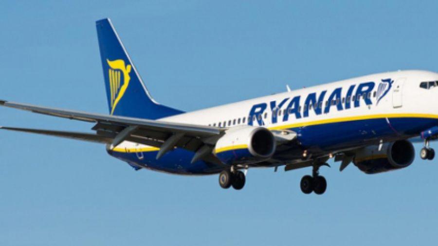 Ryanair: Άμεση δράση για την αποφυγή κατάρρευσης του ελέγχου εναέριας κυκλοφορίας