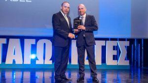 """Συστήματα SUNLIGHT: Σημαντική διάκριση στους """"Πρωταγωνιστές της Ελληνικής Οικονομίας"""""""
