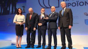 Συστήματα SUNLIGHT: Σημαντική διάκριση στα Growth Awards
