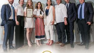 H SOLGAR βραβεύθηκε ως «Corporate Superbrand 2018-2019»