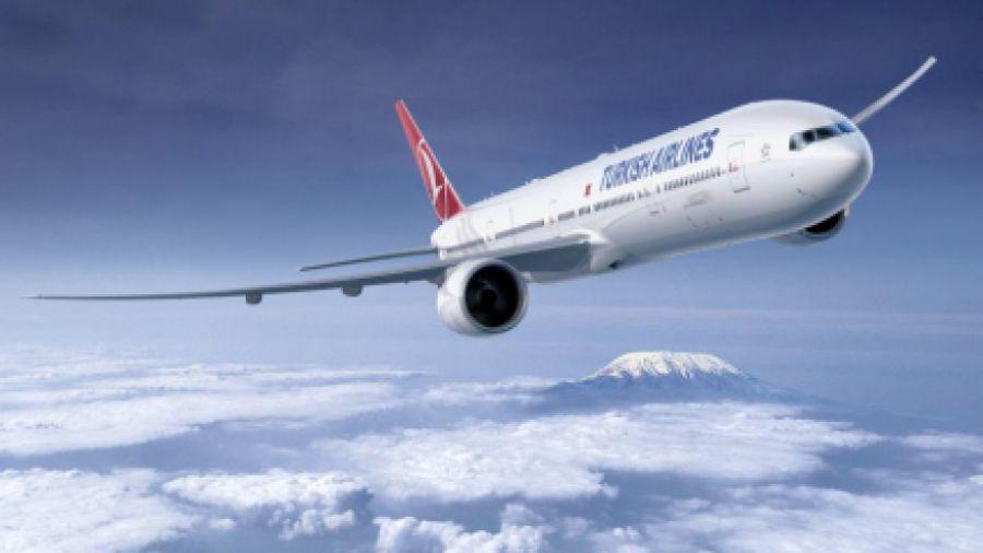 Η Turkish Airlines πέτυχε 80.2% Δείκτη Πληρότητας για τον Δεκέμβριο 2018
