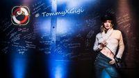 Η συλλεκτική συλλογή της Gigi Hadid για τον Tommy Hilfiger στο πολυκατάστημα Attica