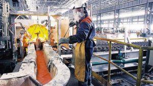 Aύξηση για τον δείκτη βιομηχανικής παραγωγής