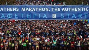 3.200 εθελοντές θα συμβάλουν στον Μαραθώνιο της Αθήνας