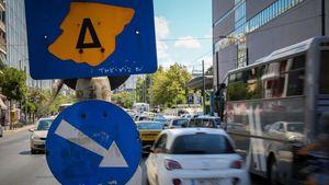 Επιστρέφει από σήμερα ο Δακτύλιος στο κέντρο της Αθήνας