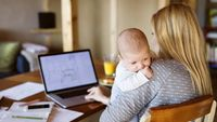 Regus: Το 85% των εργαζόμενων γονέων τείνουν προς την ευέλικτη εργασία
