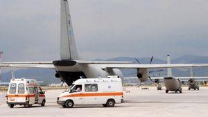 Πολεμική Αεροπορία: 130 ώρες πτήσης τον Δεκέμβριο για τη μεταφορά ασθενών