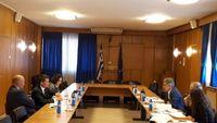 Συζήτηση Κασίμη με Γαλλική αντιπροσωπεία για την ΚΑΠ μετά το 2020