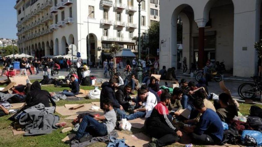 Έκτακτη σύσκεψη για το προσφυγικό στη Θεσσαλονίκη
