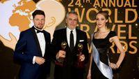 HotelBrain: Ανακηρύχθηκε κορυφαία εταιρεία διαχείρισης ξενοδoχείων στην Ευρώπη