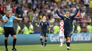 Παγκόσμια πρωταθλήτρια η Γαλλία, επικράτησε 4-2 της Κροατίας