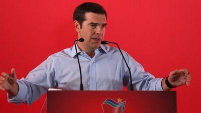 Ο Τσίπρας πρότεινε τον Σκουρλέτη για γραμματέα του ΣΥΡΙΖΑ