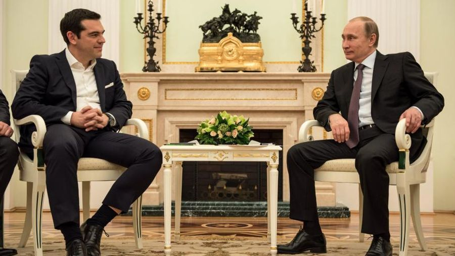 Ενίσχυση του ενεργειακού άξονα Ελλάδας - Ρωσίας