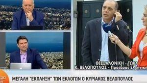 Βελόπουλος: Πήραμε ψηφοφόρους από το ΣΥΡΙΖΑ και το ΚΚΕ