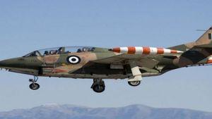 Νεκρός εντοπίστηκε ο κυβερνήτης του αεροσκάφος της Πολεμικής Αεροπορίας που έπεσε κοντά στη Σπάρτη
