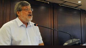 Ο Α. Αλεξόπουλος μίλησε στο το 5ο Διεθνές φόρουμ για τον ορυκτό πλούτο