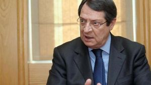 Νίκος Αναστασιάδης: Επιστολή στον γενικό γραμματέα του ΟΗΕ