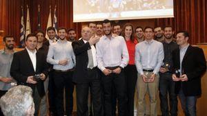 Απονομή βραβείων στους καλύτερους Έλληνες αθλητές