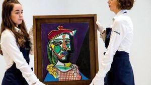 Αγοράστηκαν 13 πίνακες του Πικάσο αξίας 155 εκατομμυρίων δολαρίων