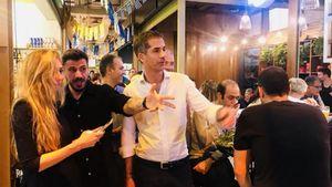 Όταν η πολιτική συναντά τη ... μαγειρική: Κ. Μπακογιάννης και Α. Πετρετζίκης παρέα στο Ισραήλ (φώτο)