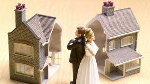 Εκρηκτική αύξηση κατά 74,2% των διαζυγίων στην Ελλάδα το 2017