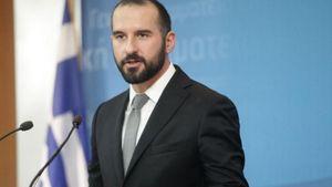 """Δημ. Τζανακόπουλος: """"Δεν τίθεται θέμα ανακεφαλαιοποίησης των τραπεζών"""""""