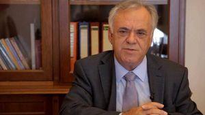 Δραγασάκης: Συνάντηση με ΕΛΠΕ και ExxonMobil