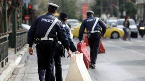 """""""Φρούριο"""" η Αθήνα για την επίσκεψη Μακρόν-Ποιοι δρόμοι θα είναι κλειστοί"""