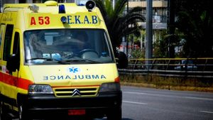 Ρέθυμνο: Τροχαίο με τέσσερις τραυματίες