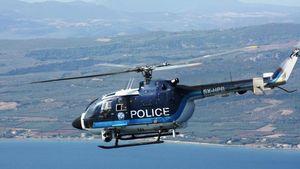 Ελικόπτερα και drones επιστρατεύει η Αστυνομία στη ΔΕΘ