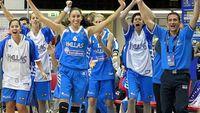 Στα ημιτελικά η Εθνική μπάσκετ γυναικών-Συνέτριψαν την Τουρκία με 84-55