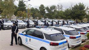 ΕΛ.ΑΣ: Παρέλαβε 49 νέα υπηρεσιακά οχήματα