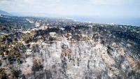 Αστεροσκοπείο για Μάτι: Σε 30 λεπτά από τη Μαραθώνος στη θάλασσα η πυρκαγιά