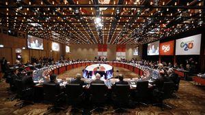 G20: Αυξάνονται τα επίπεδα ασφαλείας διεθνώς