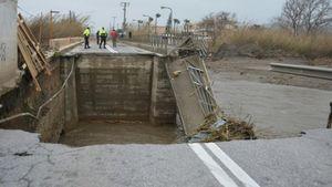 Χανιά: Αποκαθίστανται σταδιακά τα προβλήματα σε υποδομές, που προκάλεσε η κακοκαιρία του Φεβρουαρίου