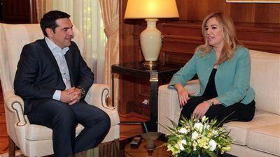 Γεννηματά: Επιστολή στον Τσίπρα για την Κωνσταντοπούλου
