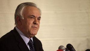 """Δραγασάκης: """"Συμφωνώ με τον Στουρνάρα- Τα δύσκολα για τις τράπεζες πέρασαν"""""""