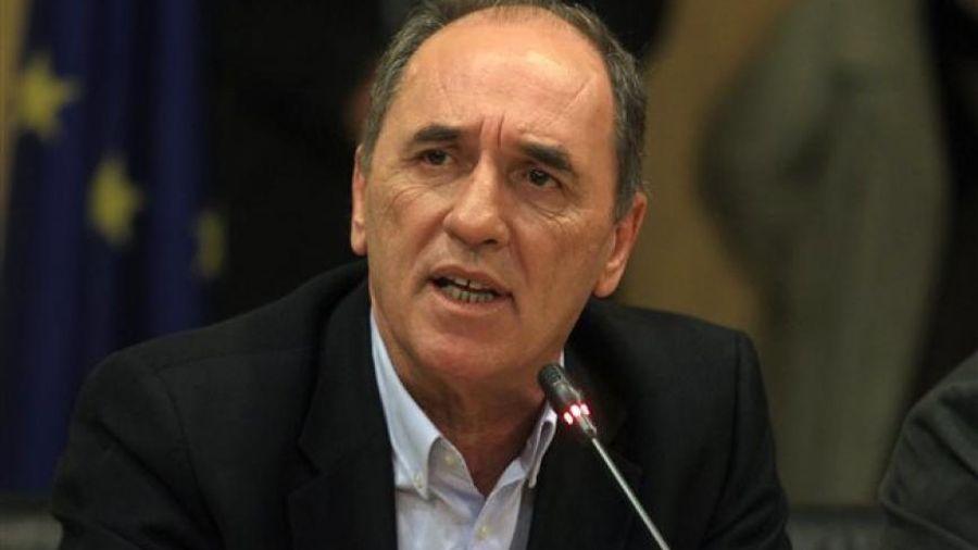 """Σταθάκης: """"Ο δήμος Γαύδου θα είναι ο πρώτος της χώρας που θα εκπονήσει Τοπικό Χωρικό Σχέδιο"""""""