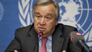 ΟΗΕ: Διαψεύδει τα περί δυσαρέσκειας Γκουτέρες για Κοτζιά