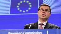 Ντομπρόβσκις: Το ελληνικό πακέτο μέτρων είναι ακριβό και δεν πάει προς τη σωστή κατεύθυνση