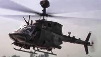 Στο Βόλο τα 70 αμερικανικά επιθετικά ελικόπτερα Kiowa Warrior