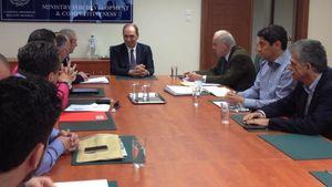 Υπ. Οικονομίας: Συνάντηση για το αεροδρόμιο Ηρακλείου