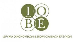 ΙΟΒΕ: Στο 1% η εκτίμηση για ανάπτυξη