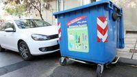 Eντοπίστηκε μακάβριο εύρημα δίπλα σε κάδο απορριμμάτων, κοντά στον Σταθμό Λαρίσης