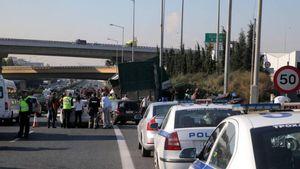 Χαλκιδική: Πολλαπλή καραμπόλα με μία τραυματία