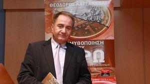Υποψήφιος με τον Βελόπουλο ο γαμπρός του Ανδρέα Θεόδωρος Κατσανέβας
