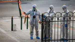 Βόμβα Κολωνάκι: Σοκάρουν τα στοιχεία έκθεσης - 556 επιθέσεις σε θρησκευτικούς χώρους