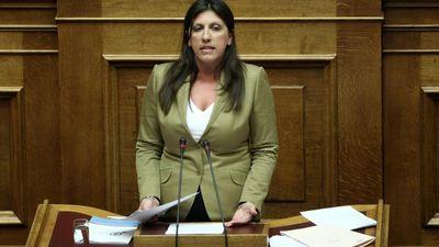 Κωνσταντοπούλου: Δεν έχουμε το δικαίωμα να ψηφίσουμε αυτό το μνημόνιο