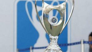 Κύπελλο Ελλάδας: Τα ζευγάρια των ημιτελικών