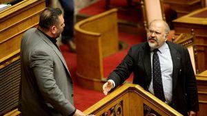 """Ξυδάκης: """"Δεν είναι τυχαίο αυτό που έγινε με τον βουλευτή της ΧΑ στη Βουλή"""""""